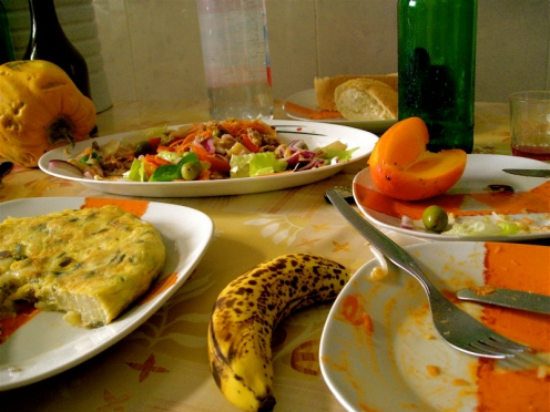 La comida - The food