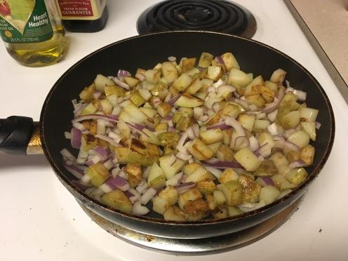 Added onion