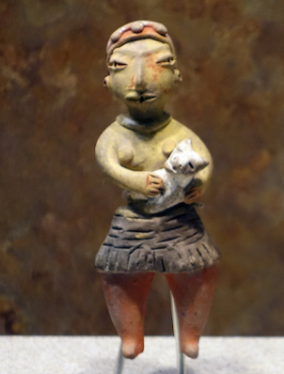 Tlatilco figurine